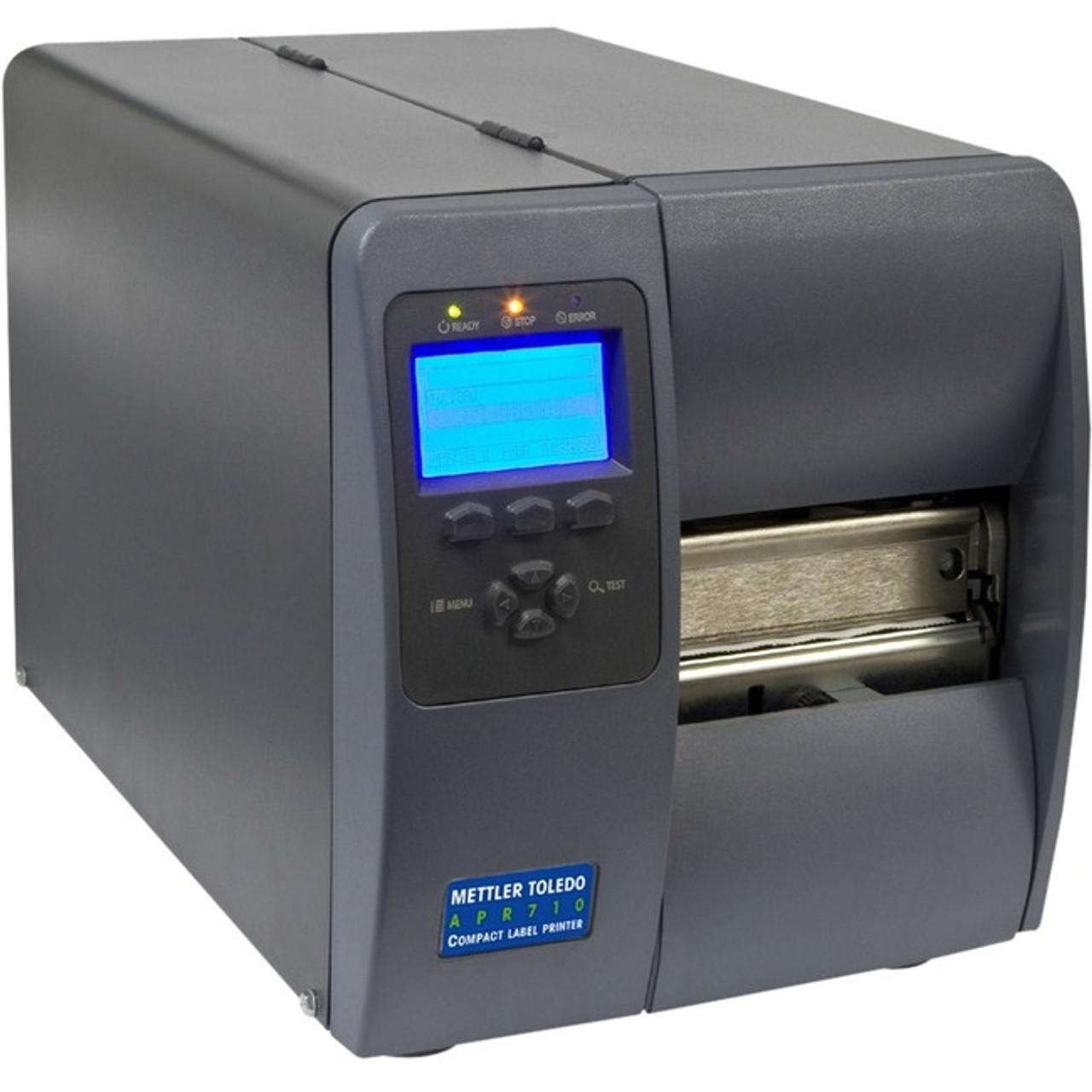 Mettler Toledo APR710 Desktop Direct Thermal/Thermal Transfer Label Printer - 64068861