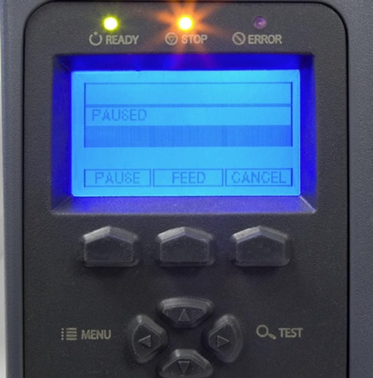 Mettler Toledo APR710 Desktop Direct Thermal/Thermal Transfer Label Printer