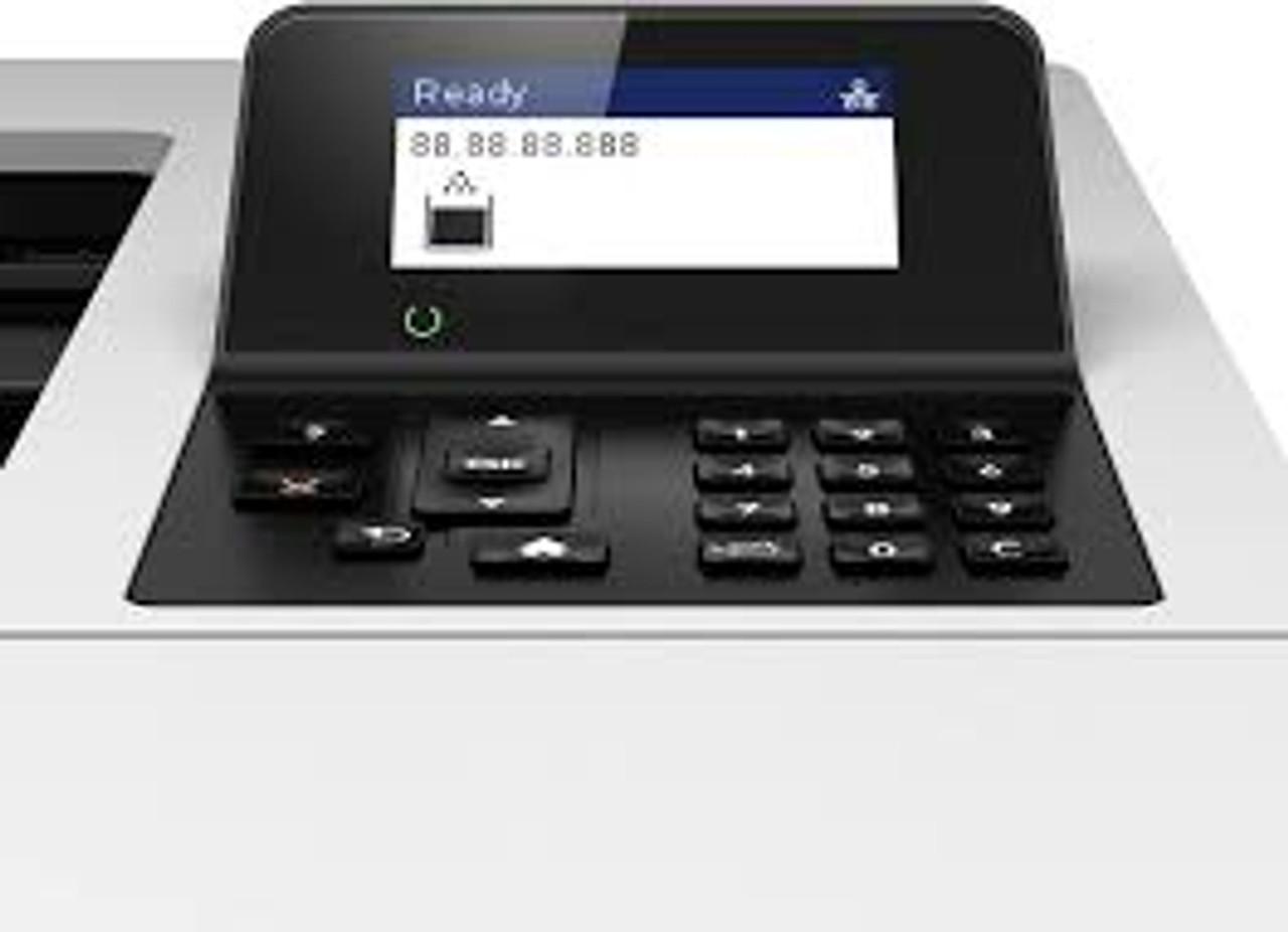 HP LaserJet Enterprise M507dn Mono Laser Printer Display