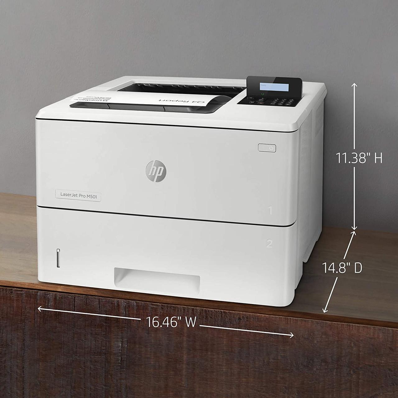 HP LaserJet Enterprise M507dn Mono Laser Printer Dimm