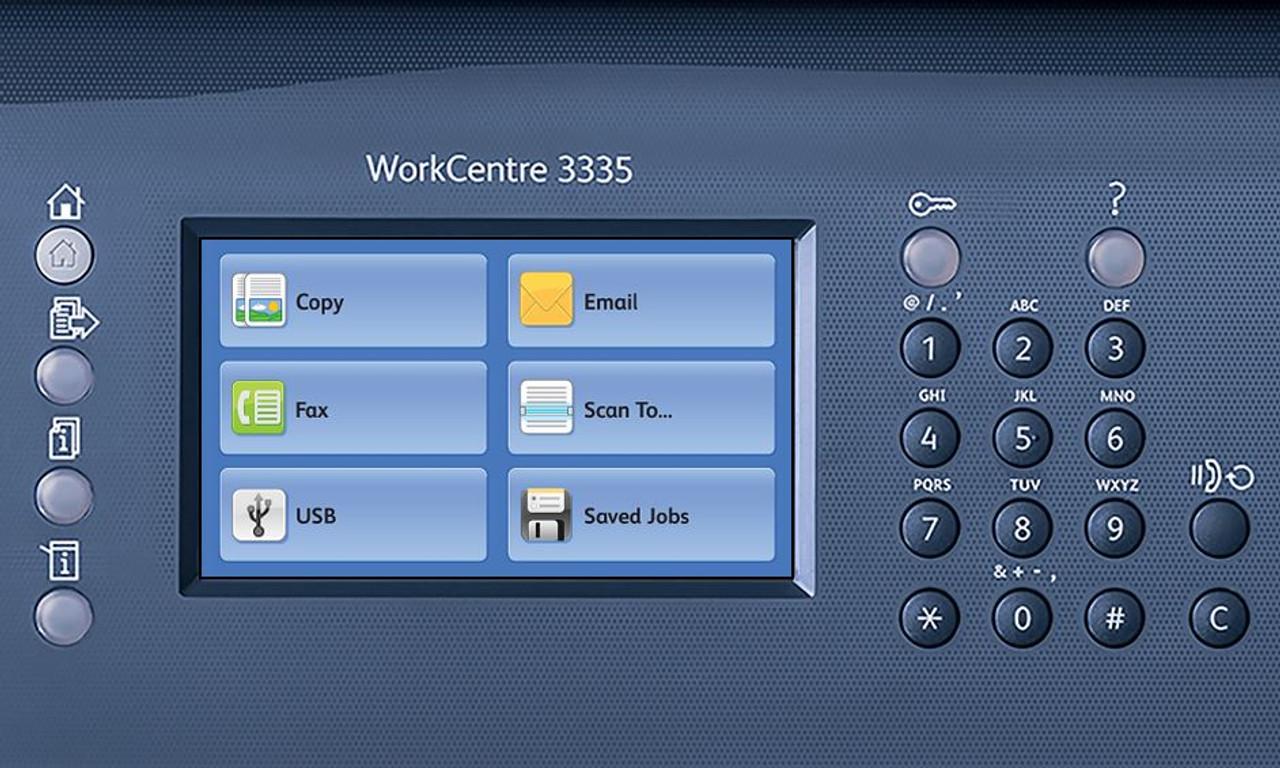 Xerox WorkCentre 3335 Wireless Monochrome (Black And White) Laser All-in-One Printer