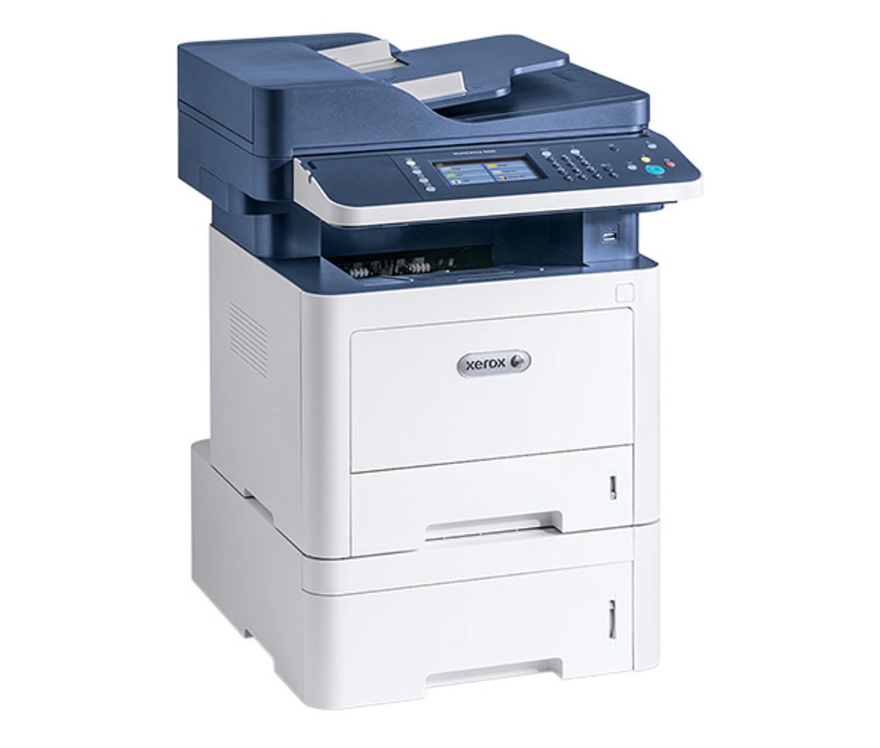 Xerox WorkCentre 3335  with optional paper tray for dual tray printing