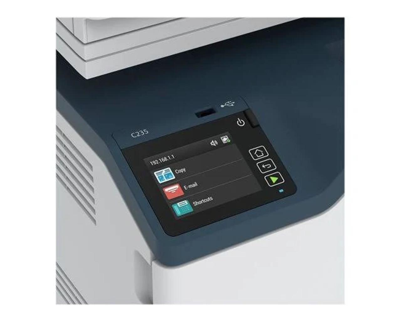 Xerox C235 Laser MFP Printer - Color MFP