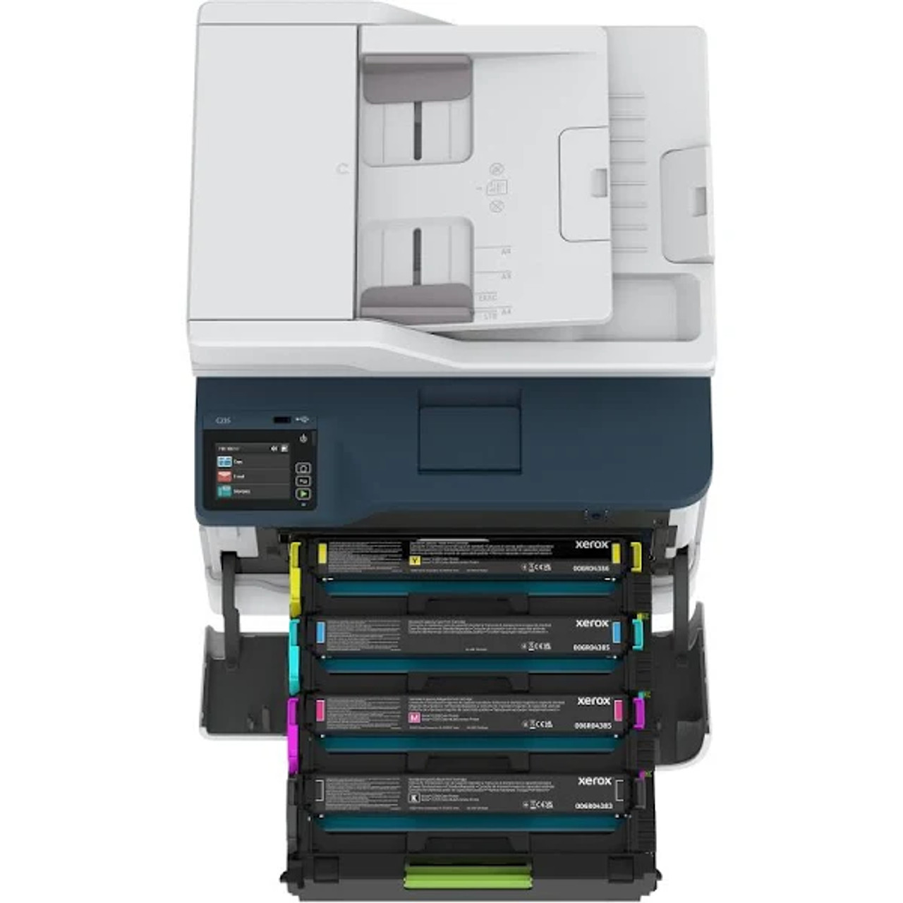 Xerox C235/DNI Laser Multifunction Printer - Color MFP
