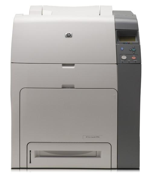 HP Color LaserJet 4700n Color Laser Printer - 31 ppm - 600 sheet