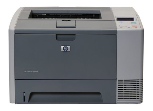 HP LaserJet 2420 B/W Laser printer - 28 ppm - 350 sheets