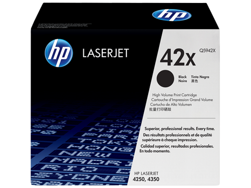 HP 4250 4350 High Yield Toner Cartridge - New