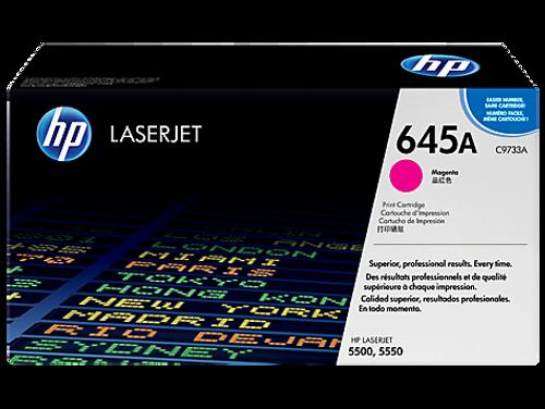 HP 5500 5550 Magenta Toner Cartridge- New