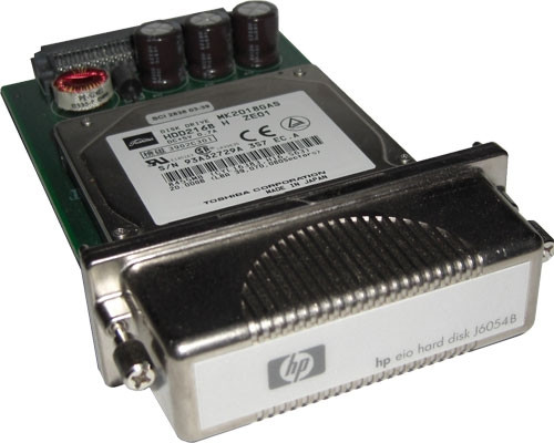 HP eio 10GB Hard Drive
