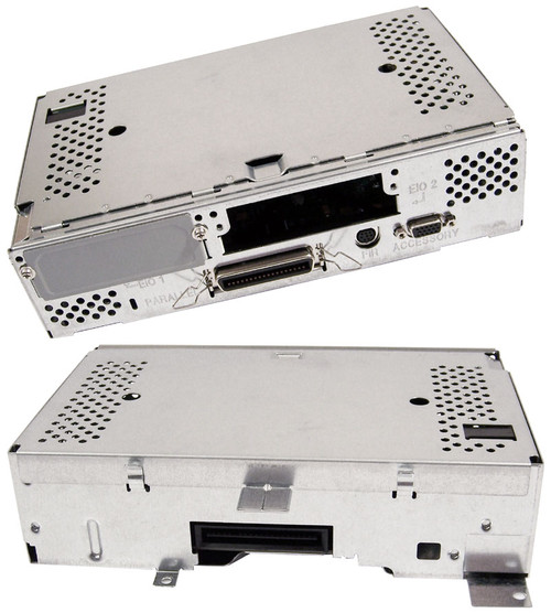 HP LaserJet 4100 Formatter Board with cage