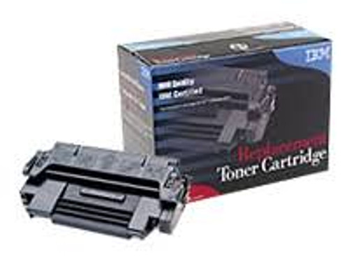 IBM Infoprint 1352 High Capacity Return Black Toner  - New OEM