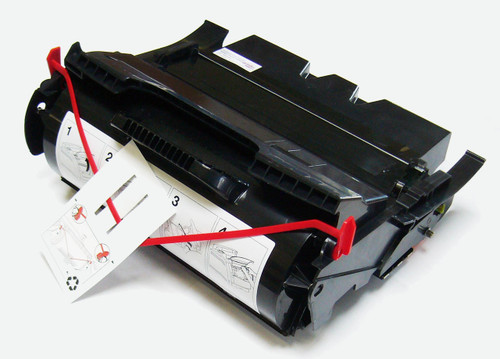 Lemark T630/T632/T634 Black Toner Cartridge - New compatible
