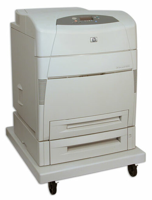 HP Color LaserJet 5550dtn - C9658A- HP Laser Printer for sale