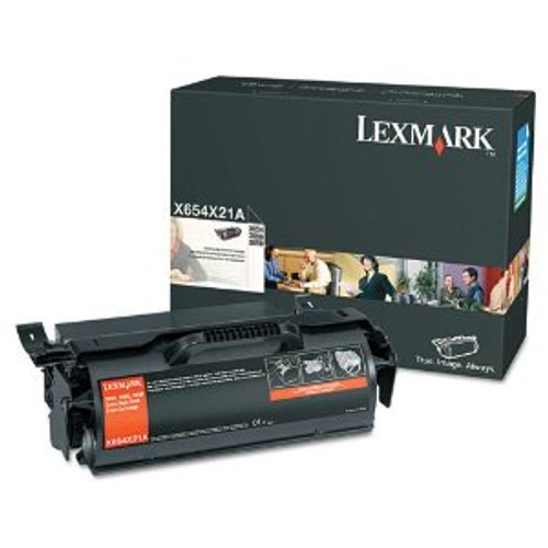 Lexmark XS654 Toner Cartridge - New