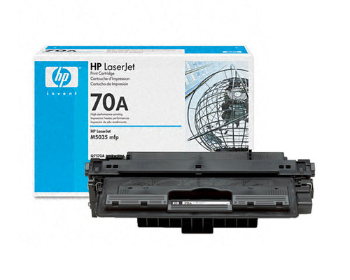HP M5025 M5035 70a Toner Cartridge - New OEM