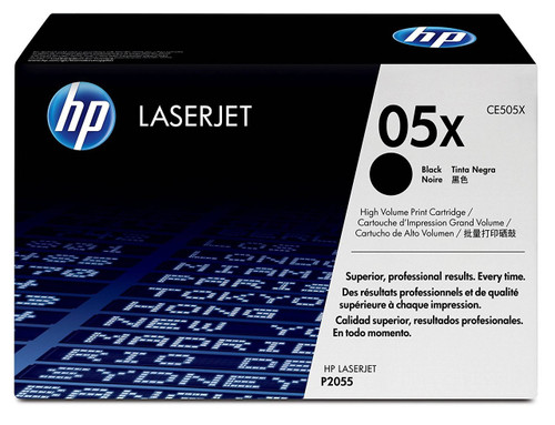 HP P2055 Toner Cartridge New - HP OEM