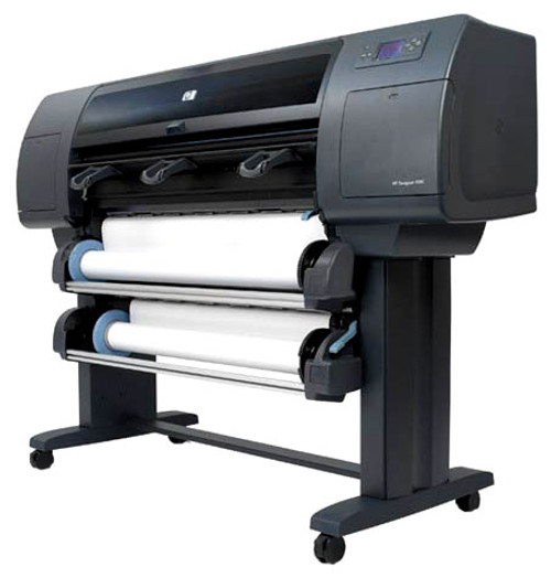 HP DJ 4520PS plotter for sale