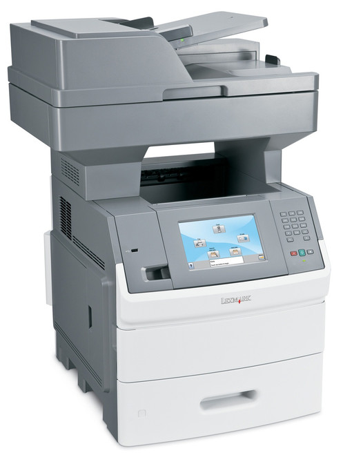 Lexmark x652de MFP - 16M1260 - 652de MFP Multifunction Printer - Lexmark Laser Printer for sale