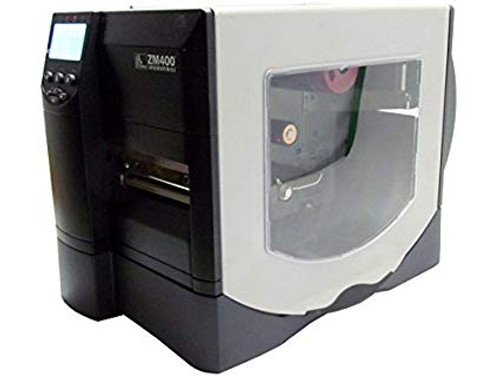 Zebra ZM400 Direct Thermal/Thermal Transfer Label Printer