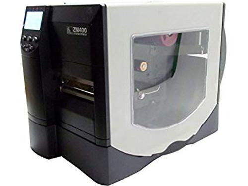 Zebra ZM400 Direct Thermal/Thermal Transfer Label Printer