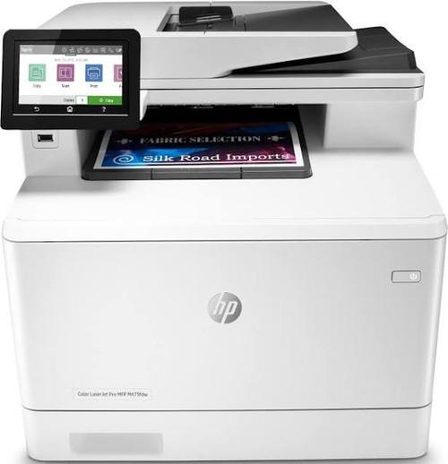 HP LaserJet Pro MFP M479fdw Wireless Laser All-In-One Color Printer
