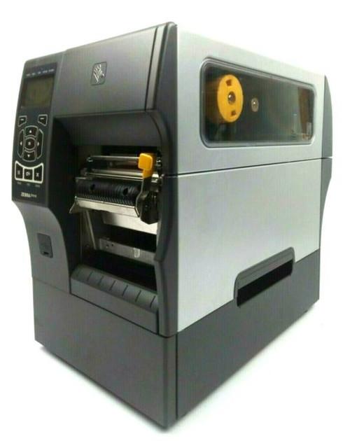 Zebra ZT410 Industrial Label Printer with Rewind- ZT41042-T410000Z – 203dpi