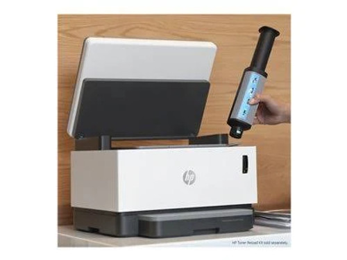 HP Neverstop Laser MFP 1202w - Refill with ease