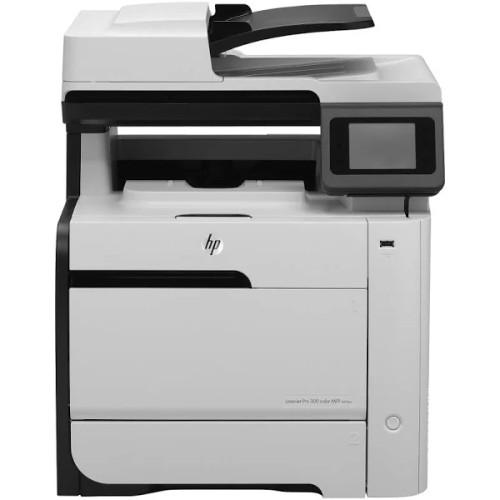 HP LaserJet Pro 300 M375nw Wireless Color MFP Printer