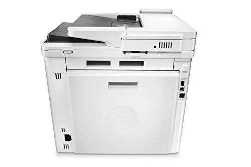 HP LaserJet Pro MFP M477fnw - Multifunction Printer
