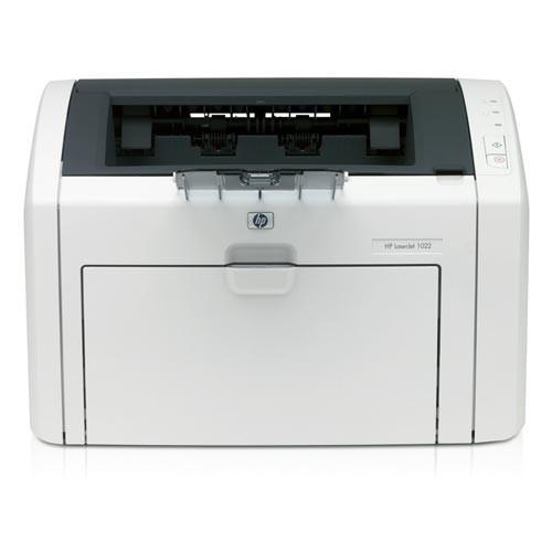 hewlett packard laserjet 1022 printer