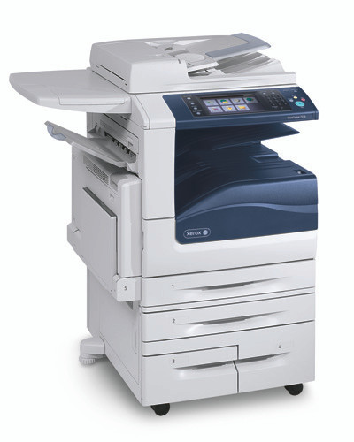 Image result for Xerox WorkCentre WC7535 Multifunction Printer