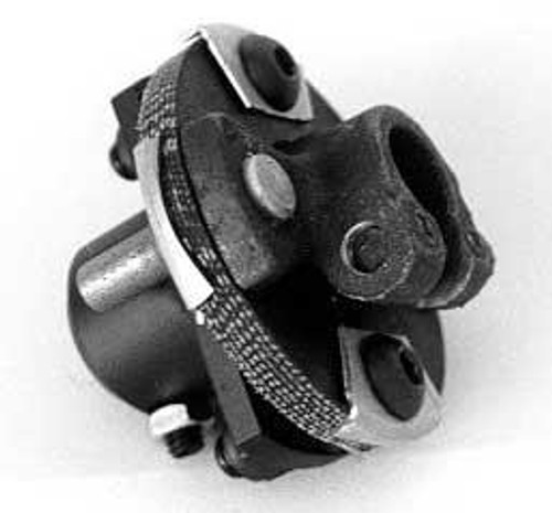 Chevrolet Fullsize Car 1955-1957 Steering Rag Joint; ididit Shift & Tilt Column - McGaughys Part# 63290