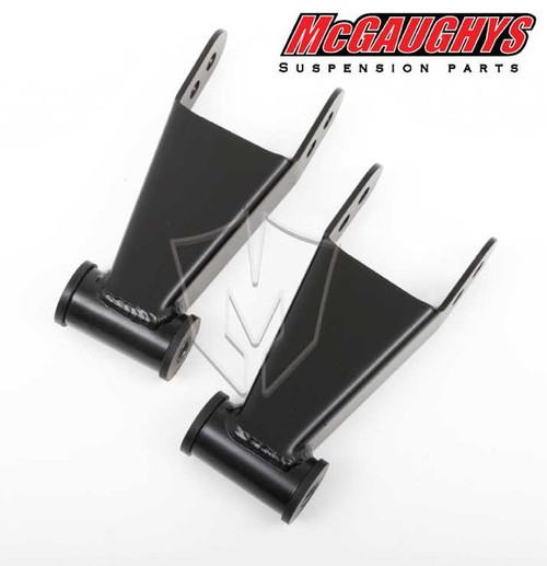 "Ford F150 2004-2014 Rear 2"" Drop Shackles - McGaughys Part# 70016"