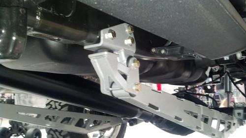 "Dodge Ram 2500 4wd 2002-2012 60"" Mcgaughys  Traction Bar Kit"