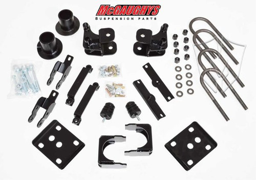 """Ford F-150 2015-2017 2wd All Cabs 2/4"""" Drop Kit - McGaughys 70039"""