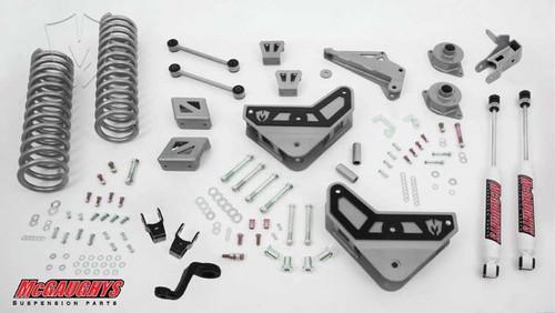 "Dodge Ram 2500 4wd 2014-2018 4"" Basic McGaughys  Lift Kit"