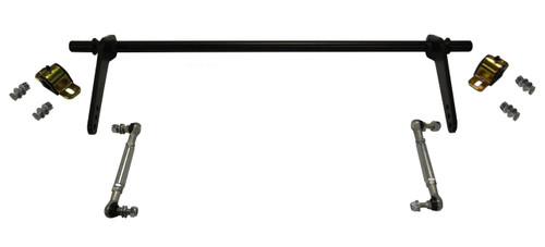 Chevrolet C-10 1963-1972 Rear MUSCLEbar - Ridetech Part# 11339102