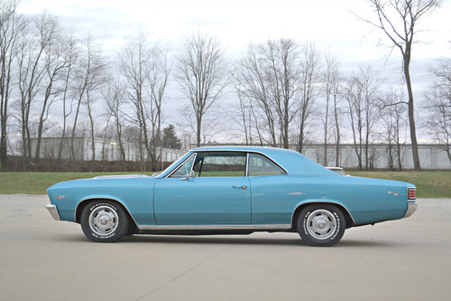 Pontiac GTO 1964-1967 Street Grip Performance Suspension - Ridetech Part# 11235010