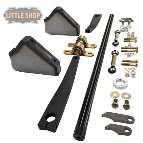 Chevrolet Silverado 1500 2wd 2007-2018 Little Shop Front Splined Anti Sway Bar System