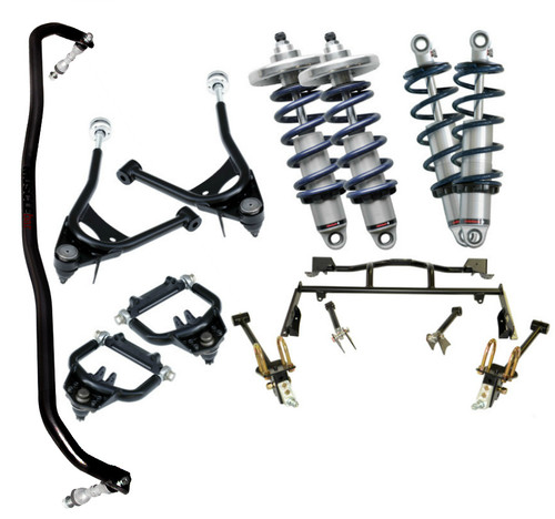 Ford Mustang 1967-1970 Coil Over System - Ridetech Part# 12100201