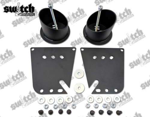 Chevrolet Impala 1958-1964 Front Air Bag Brackets