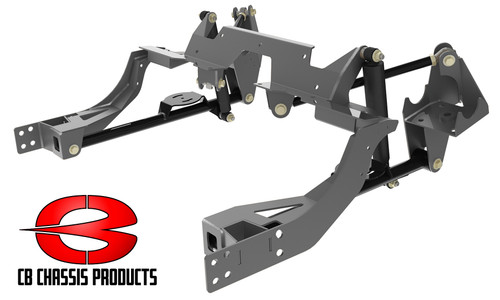 Lincoln Continental 1964-1969 Rear 4 Link Kit - Choppin Block