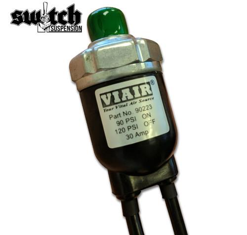 Viair Sealed Pressure Switch 90 PSI on 120 Off - Viair Part #90223