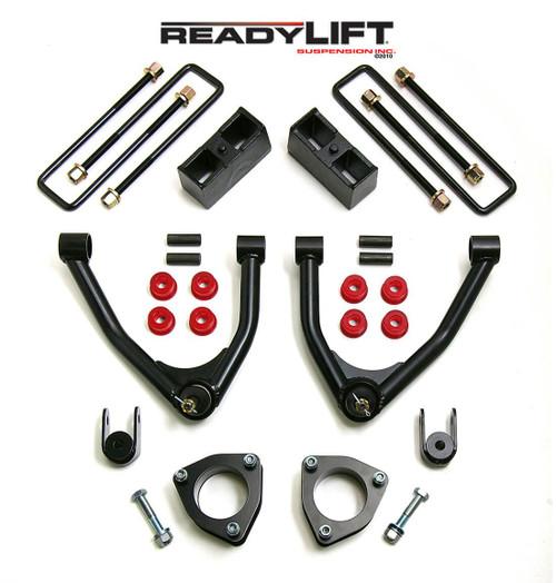 """GMC Sierra 1500 2WD  2007-2013 4"""" SST Lift Kit - Readylift Part# 69-3285"""