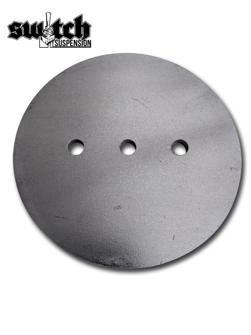 "Lower Air Bag Circle Plate 6"""