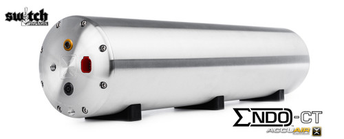 Accuair ENDO-CT (Compressor Tank) Bolted Aluminum Air Tank