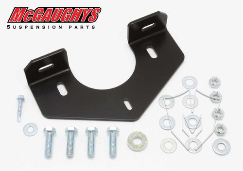 Chevrolet Silverado 1500 1999-2006 Carrier Bearing Relocator - McGaughys Part# 33006