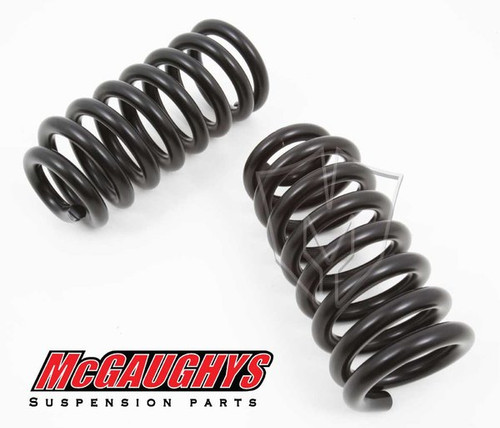 "GMC C-10 1973-1987 Front 1"" Drop Coil Springs - McGaughys Part# 33127"