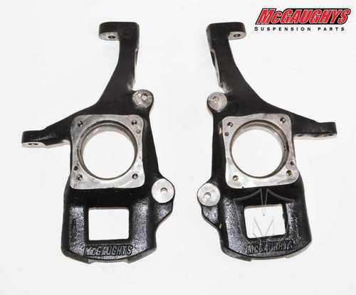 """Toyota Tundra 2007-2018 Front 2"""" Drop Spindles - McGaughys Part# 98003"""