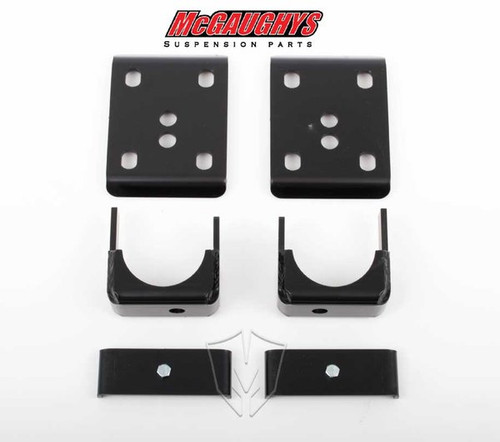 "Chevrolet Silverado 1500 2014-2018 Rear 7"" Drop Axle Flip Kit - McGaughys Part# 34147"